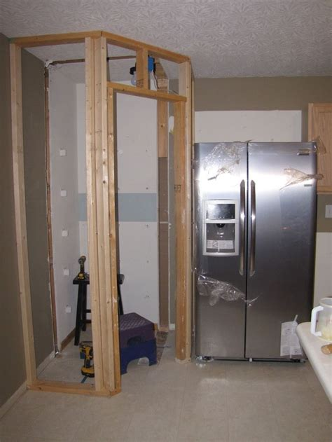 Building A Corner Pantry by 25 Best Ideas About Corner Pantry Cabinet On