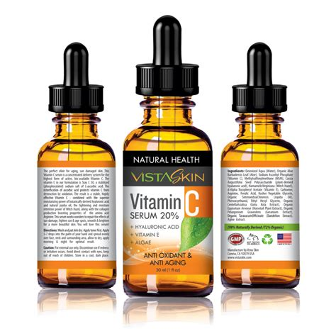Serum Vit C vitamin c 20 serum