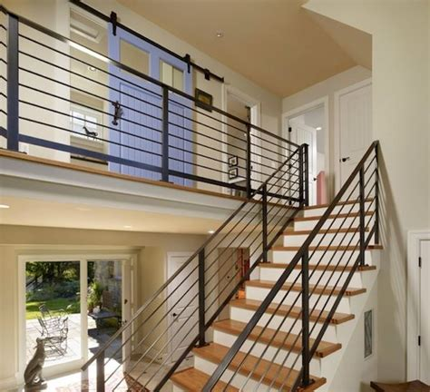 indoor stairs choosing the perfect stair railing design style railing