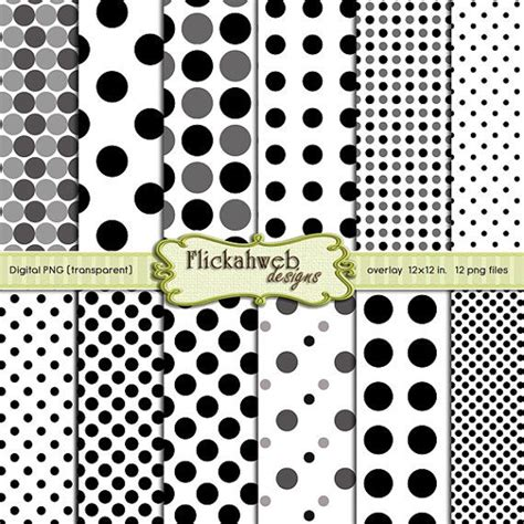 pattern overlay photoshop elements 9 polka dots overlays digital png and jpgs commercial use
