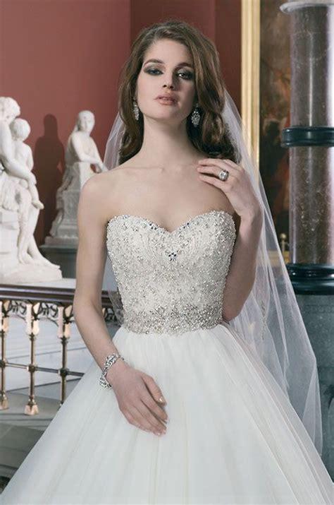 imagenes de vestidos impresionantes 23 impresionantes vestidos de novia con bordados y encajes