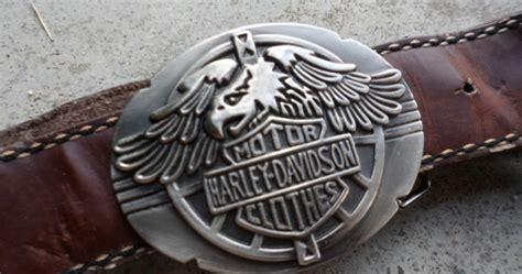 Kemeja Hurley 34 Original the black dickie s vintage belt buckle harley davidson sold