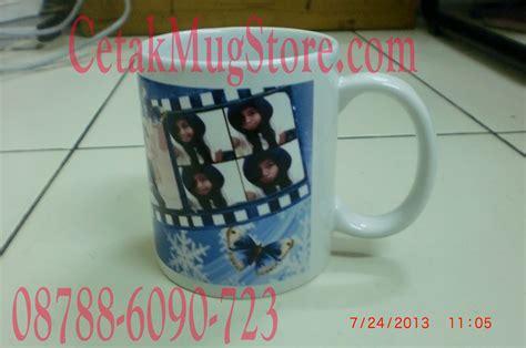 Mug Cetak pesanan cetak mug mug sablon mug promosi