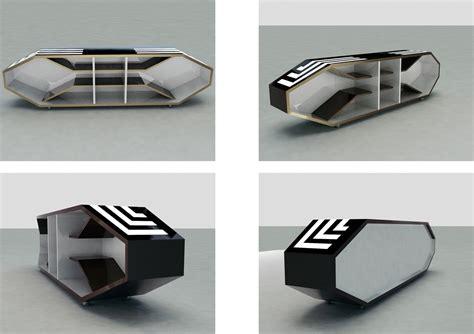 futuristic couches futuristic tv cabinet 2 by geijutsutekinotenshi on deviantart