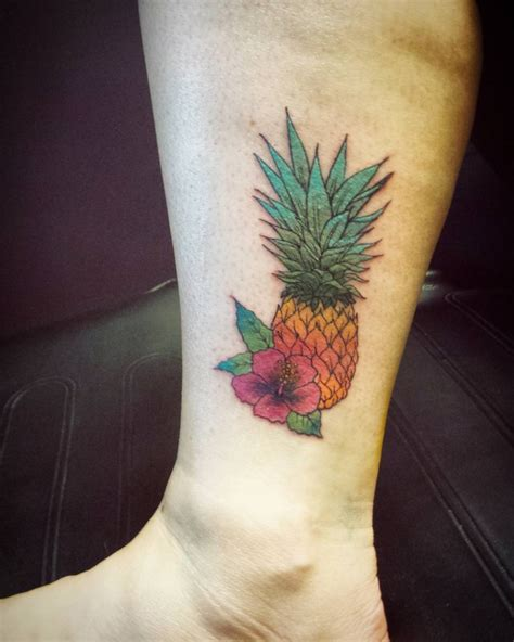 small hawaiian tattoo hawaiian flower tattoos on wrist www imgkid the
