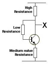 transistor lifier resistor values emitter resistor value 28 images transistor test transistors how to choose resistors value