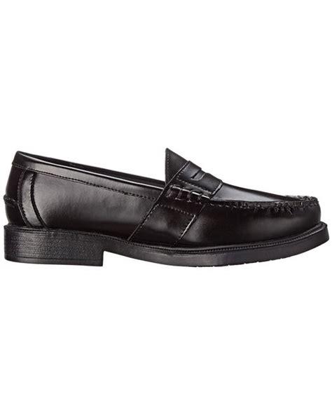 bush lincoln nunn bush lincoln loafer in black for lyst