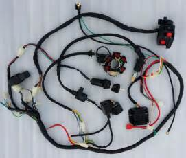 new wiring loom harness race cdi stator plate electrics get free image about wiring diagram