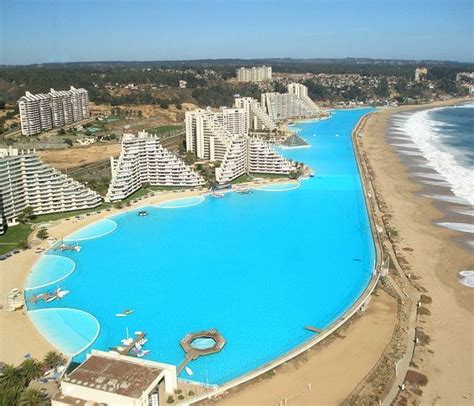 largest beach in the world san alfonso del mar resort has the largest artificial