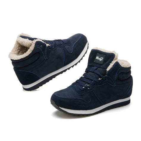 snow sneakers mens 2015 new arrival brand autumn and winter boots keep