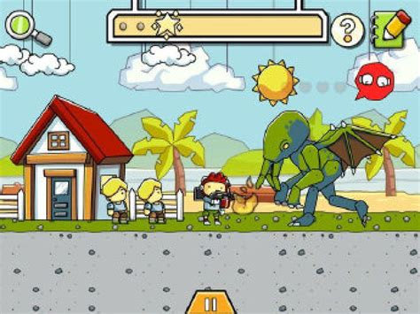 scribblenauts apk cool things on scribblenauts remix