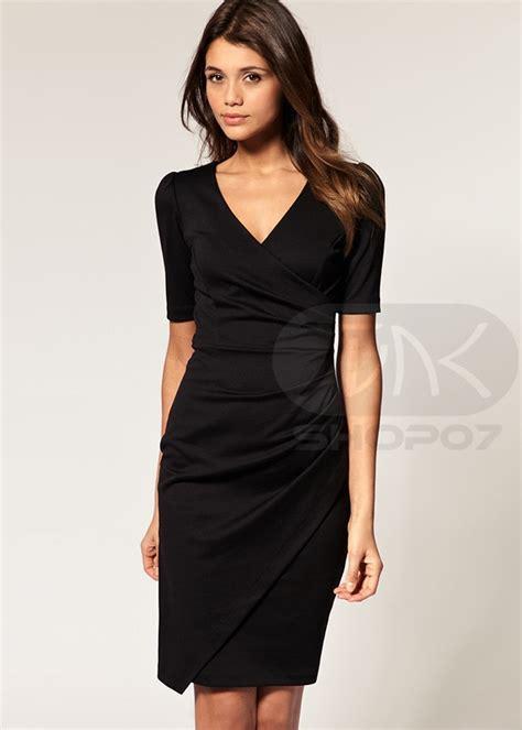 Syifa Basic Dress 15 dress up for work dress up black envelopes dresses and black