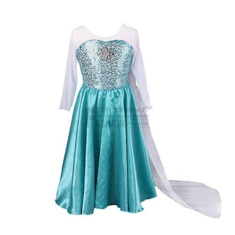 Dress Frozen frozen elsa costume princess fancy dresses ebay