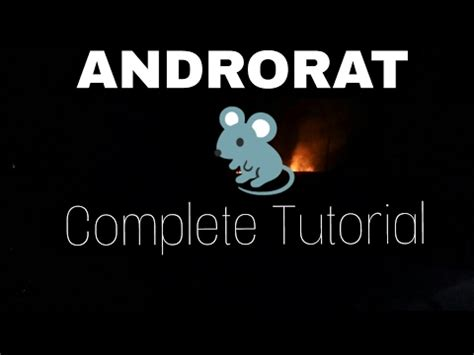 androrat tutorial androrat android hacking tool complete tutorial
