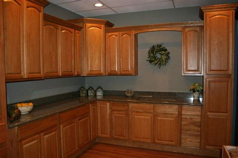 painting oak cabinets colors kitchen paint colors with honey maple cabinets home