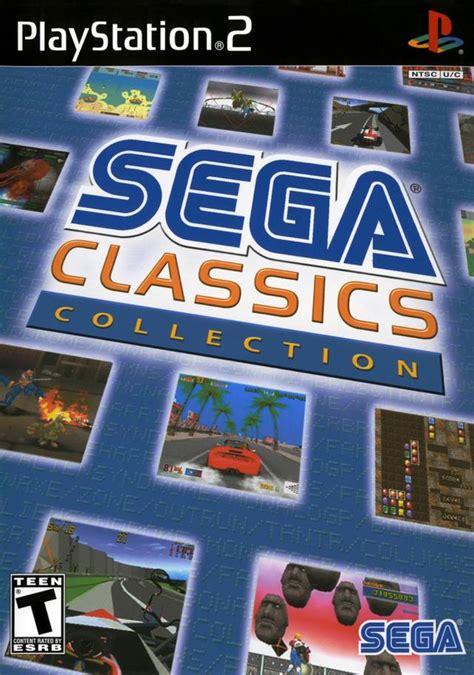 Sega Classics Collection (USA) ISO Emuparadise Ps2 Emulator
