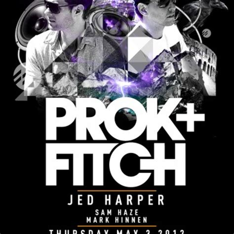 Vip Ticket Giveaway Reviews - prok fitch sam haze mark hinnen in toronto may 3 show preview vip ticket