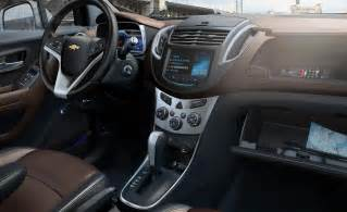 Chevrolet Trax Inside Chevrolet Trax Interior Car Interior Design