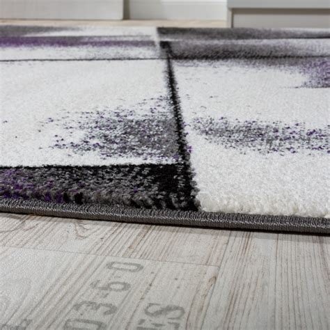 pile rugs designer rug lounge rugs pile mottled lilac grey black carpets pile rugs
