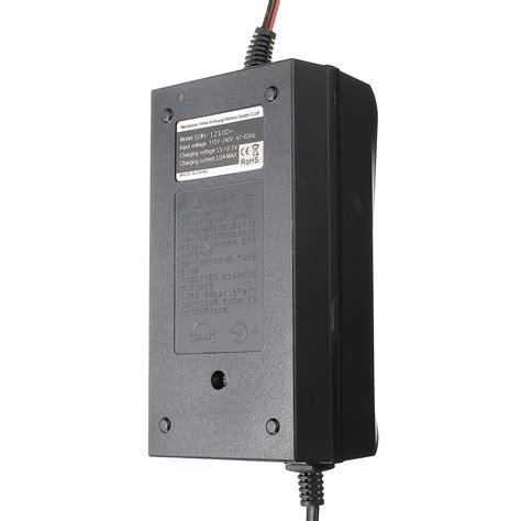Souer 12v 10 A Automatic Car Battery Charger Ma 1210a 12v 10a 20 150ah smart battery charger lcd display souer
