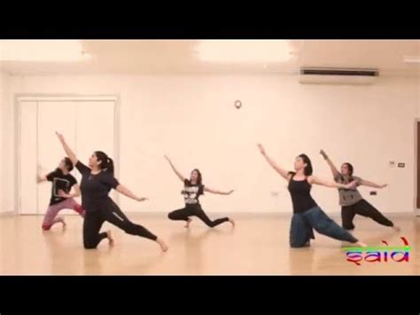 dance tutorial on navrai majhi pinga choreography bajirao mastani bollywood lavani