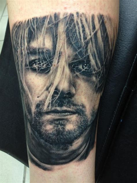 kurt cobain tattoo the world s catalog of ideas