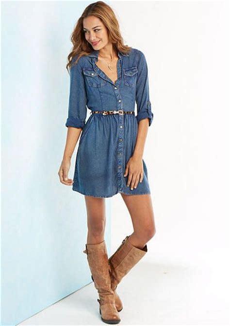 Stelan Dress Legging stella chambray shirt dress fall winter wardrobe