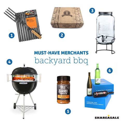 Backyard Bbq Epicure Must Merchants Backyard Barbeque Shareasale