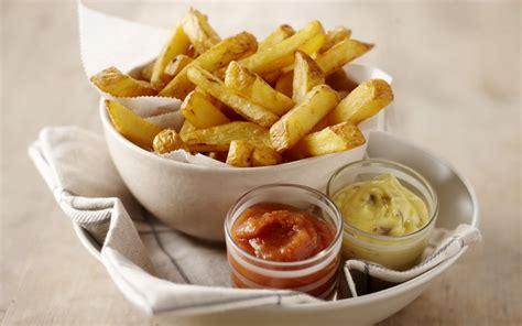 Fries Aviko aviko rustic fries fresh skin on fries