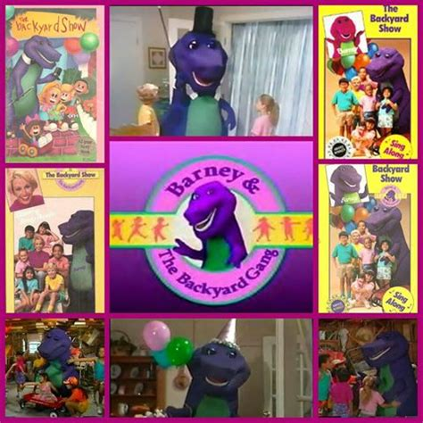 barney and the backyard gang dvd images tagged with barneyandthebackyardgang on instagram