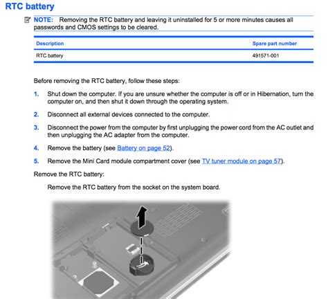 reset bios hardware reset or remove the bios password on my laptop super user