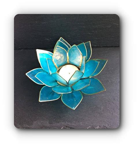 blue lotus flower tea blue lotus flower tea light holder 5 mystic wish