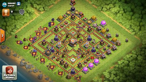 clash of clans v6 407 8 mod apk download here axeetech clash of clans mod apk latest with bugs fixed gunjan
