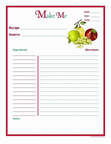 template for 8 5 x 5 5 card two up recipe template 8 5 x 11 fresh bridal shower recipe cards