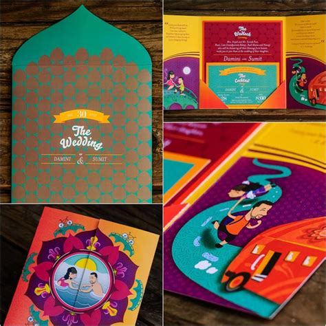 Wedding Bell Lajpat Nagar by Wedding Bells Are Ringing These Are The Best Card