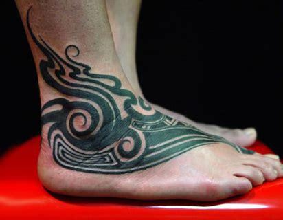 tato keren kaki 20 tato tribal paling keren di tangan dan kaki tatotuti