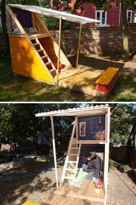 backyard forts and playhouses 100 backyard forts and playhouses cubby u2026 pinteres gogo papa