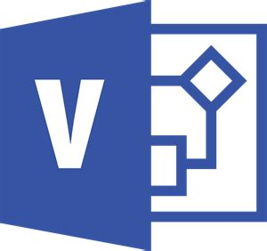 eps format visio visio logo vectors free download