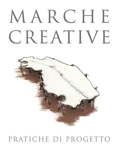 delle marche azioni marche creative azioni e idee per ricostruire