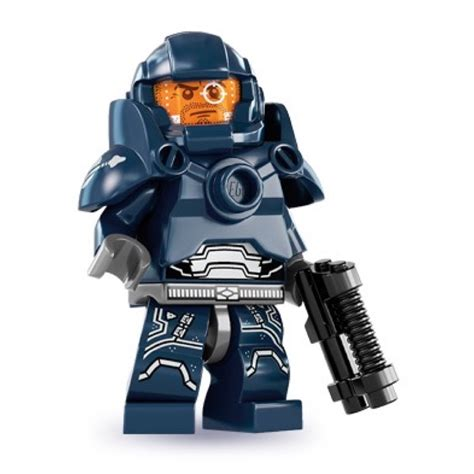 Exklusif Lego 8831 Lego Minifigures Series 7 Complete Limited lego collectible minifigures 8831 series 7 galaxy patrol new