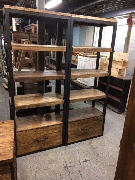 muebles de madera y hierro muebles hierro madera anuncios septiembre clasf