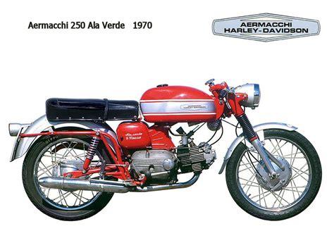 Aermacchi 250 Ala Verde 1970