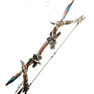 tutorial war bow horizon carja war bow horizon zero dawn wiki