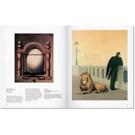 magritte taschen basic art 3822863181 magritte i basicart taschen libri it