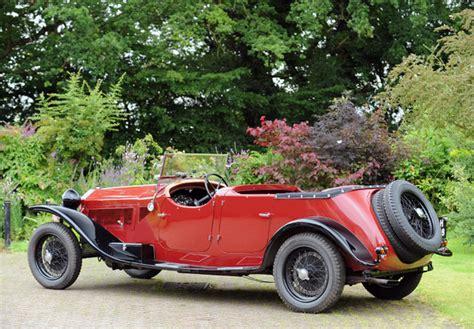 lancia lambda 1928 lancia lambda 8 170 serie tourer 222 1928 30 pictures