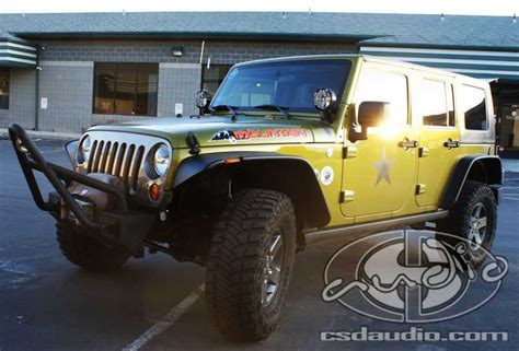 Subs For Jeep Wrangler Csd Audio News Updates 187 Archive 187 Jeep Wrangler