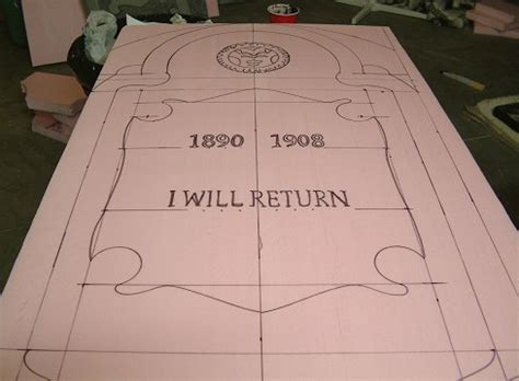 haloween headstone pattern up with cool designs is the