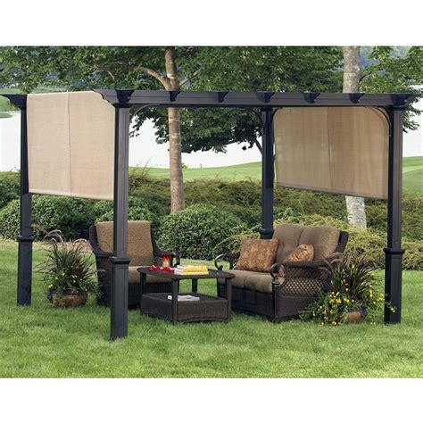 Outdoor Patio Canopy Gazebo 17 Best Ideas About Pergola With Canopy On Deck Canopy Black Pergola And Patio
