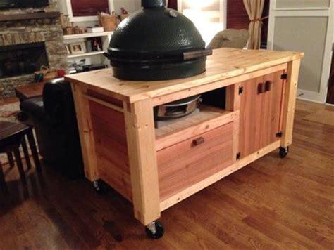 big green egg table  buckcpa  lumberjockscom