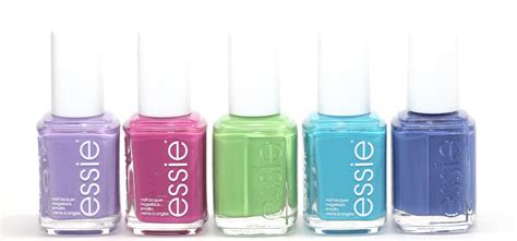 2014 essie neon swatches makeup beauty fashion essie neon collection review